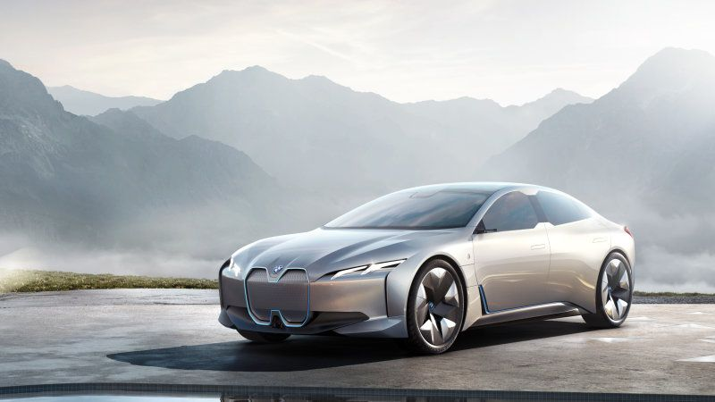 bmw ivision dynamics ev top 10 electric cars