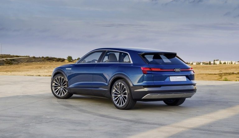 audi e-tron quattro ev top 10 electric cars