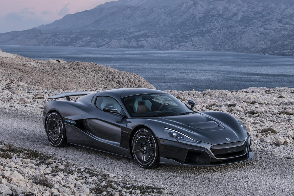 rimac c-two ev electric car top 10 of 2018
