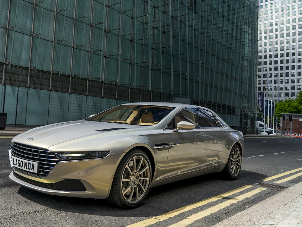 aston martin lagonda ev top 10 electric cars