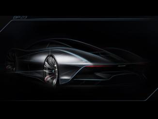 McLaren BP23 GT Hybrid Speedtail