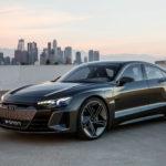Audi E-Tron GT - The Star of the 2018 LA Auto Show