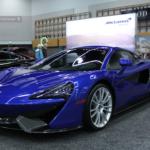 2018 Portland Auto Show McLaren