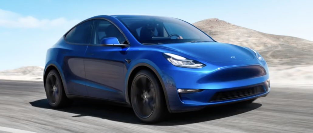 Tesla Model Y Crossover SUV