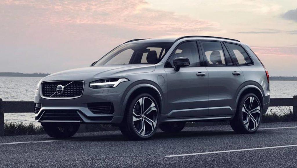 2019 Volvo XC90 Safest EV