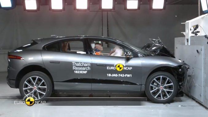 2019 Jaguar I-Pace Crash Test
