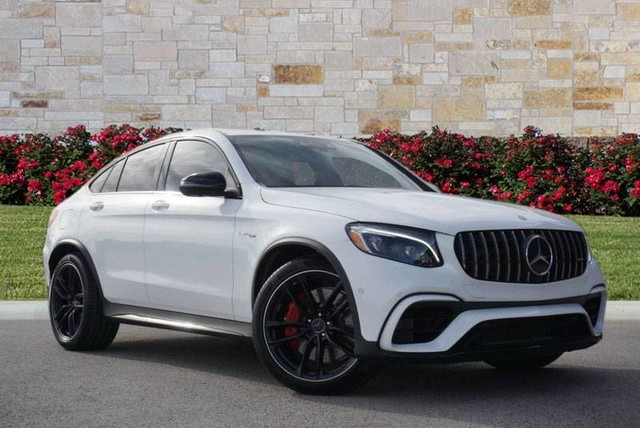 2019 Mercedes Benz GLC Safest EV