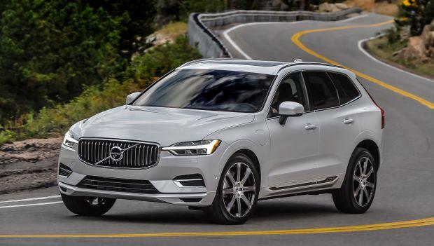 2019 Volvo XC60 Safety EV