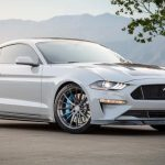 "Ford Debuts the ""Mustang Lithium"" - Electric Mustang at SEMA 2019"