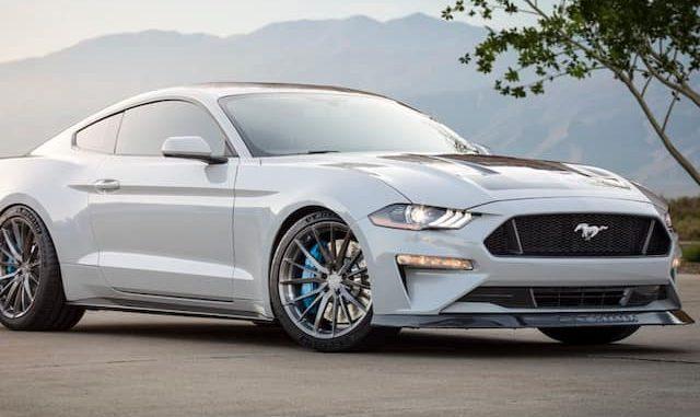 Mustang Lithium - Mustang EV