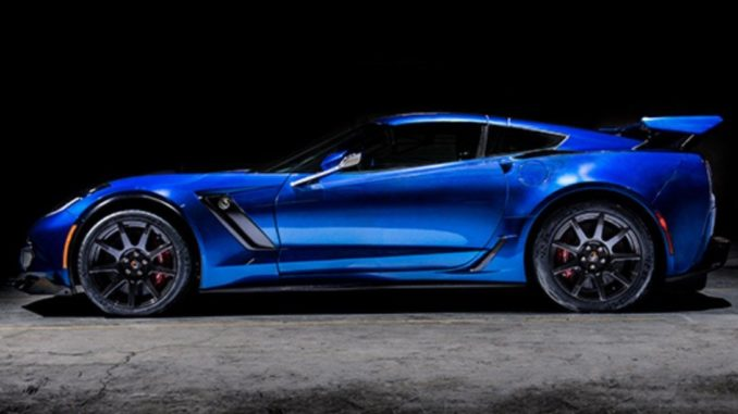 Genovation Corvette EV Dec 2019