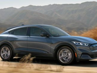 2021 Mustang Mach E SUV