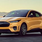 Ford Mustang Mach-E Is Awarded SUV of the Year