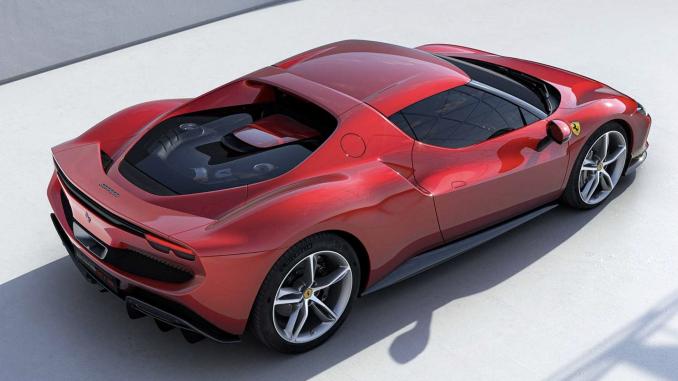 Ferrari 296 GTB Hybrid