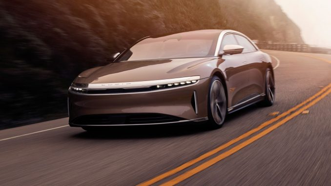 2021 Lucid Air User Experience