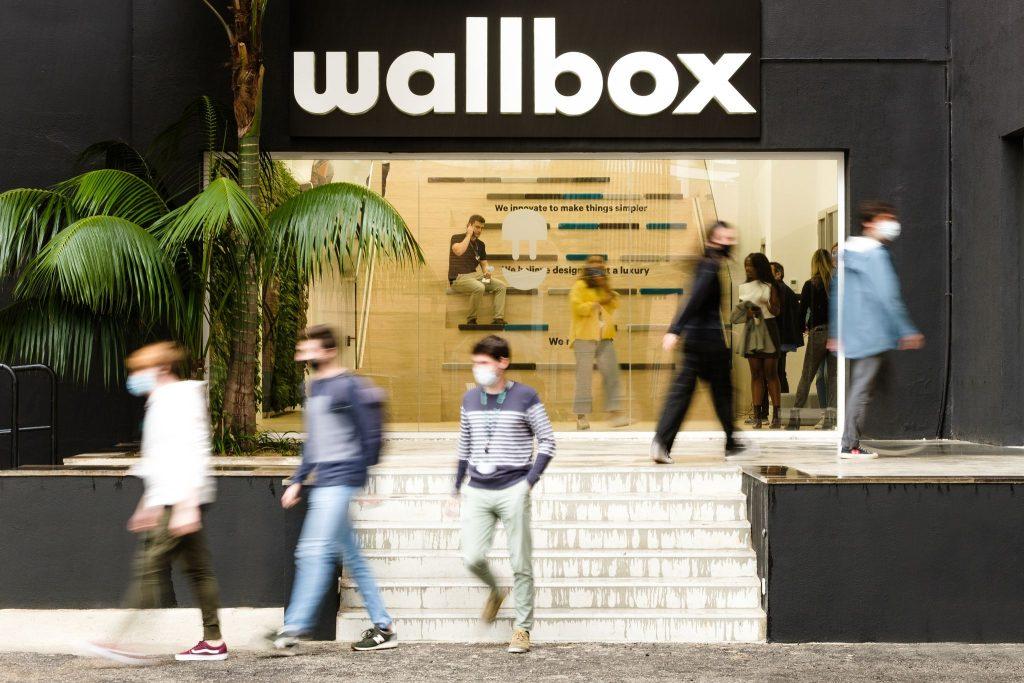 Wallbox Arlington TX bidirectional charging